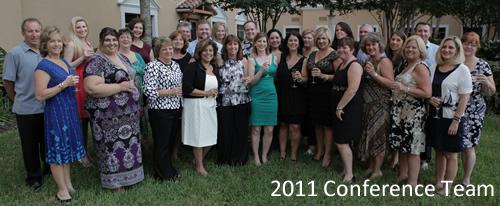 2011 HR Florida Conference Team